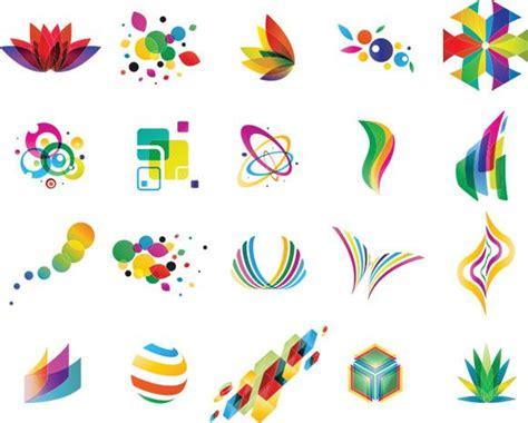 Elementos para diseñar logos en vector   Vectores ...