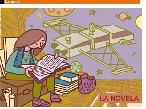 ELEMENTOS Y CARACTERÍSTICAS DE LA NOVELA   LITERATURA 1 ...