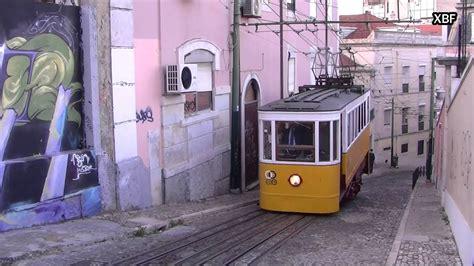 Elevador da Glória   Lisboa [HD]   YouTube