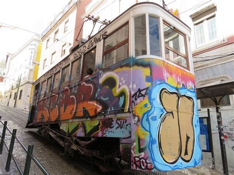 Elevador da Gloria  Lisbon, Portugal : Top Tips Before You ...