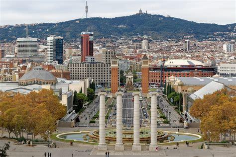 Elevation of Cornellà de Llobregat, Barcelona, Spain ...