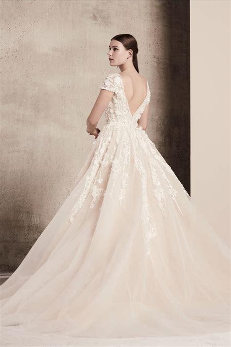 Elie Saab Bridal 2018 Spring / Summer Wedding Dresses
