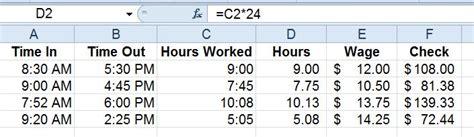 Eliminate Your Frustration with Excel Time Formulas ...