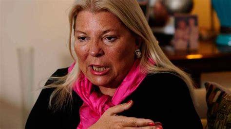 Elisa Carrió llamó a la unidad de los argentinos:  Debemos ...