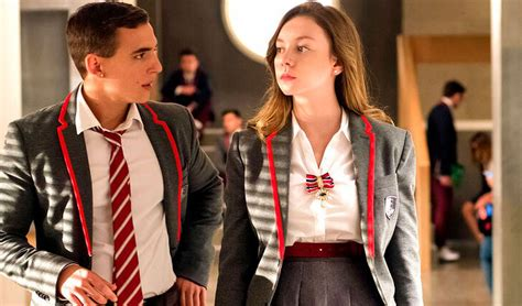 Élite 2 en Netflix: ¿qué le pasó a Christian en la segunda ...