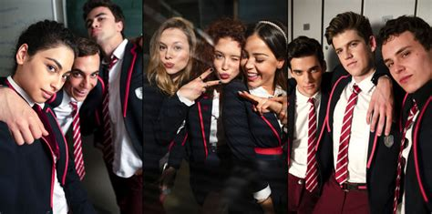Élite, la segunda serie española  original  para Netflix ...