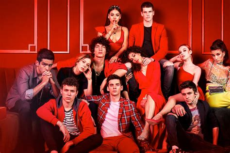 Élite: Netflix revela la primera imagen de la temporada 4 ...