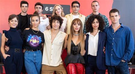 Élite  presenta su segunda temporada: una desaparición ...