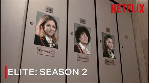 Elite: Season 2   Now In Production   Netflix   YouTube