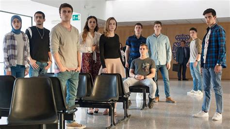Élite  vuelve a Netflix con su segunda temporada y nuevos ...