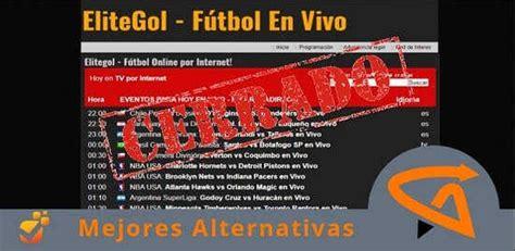 Elitegol No Funciona | 12 Alternativas para ver fútbol en ...