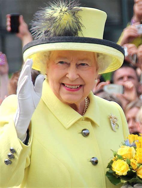 Elizabeth 2. af Storbritannien   Wikipedia, den frie ...