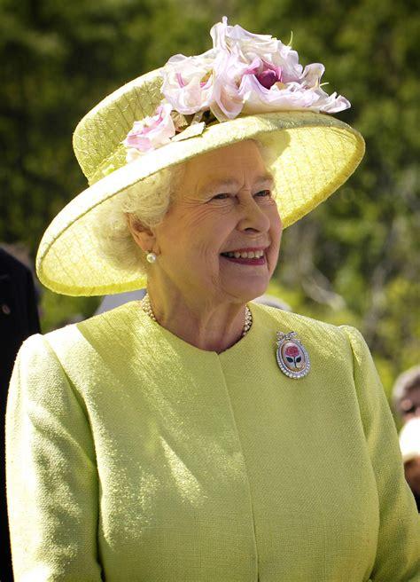 Elizabeth II, Queen of the United Kingdom; Photo Credit ...