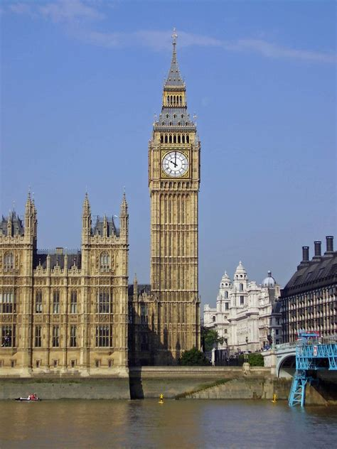 Elizabeth Tower and Big Ben to Undergo Renovations | ArchDaily