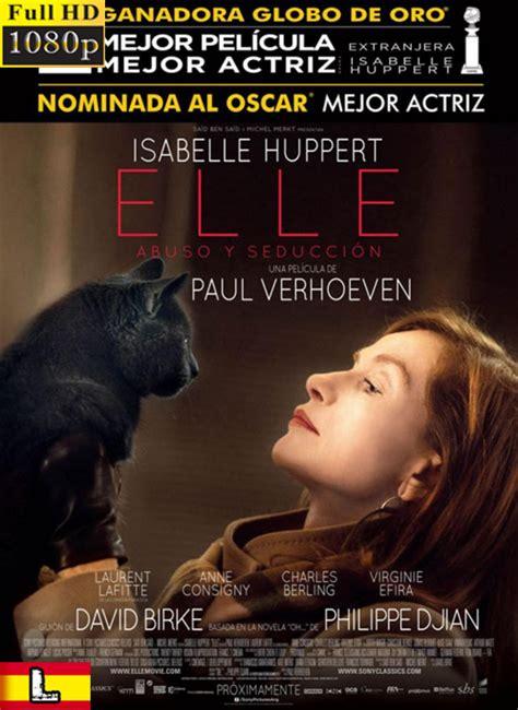 Elle 2016 1080p HD   Latino ~ Movie Coleccion   Carteleras ...