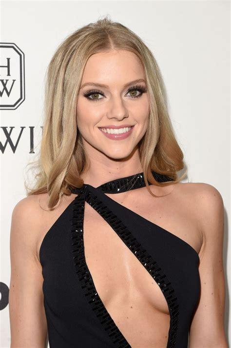ELLE EVANS at amfAR's Inspiration Gala in Hollywood 10/29 ...