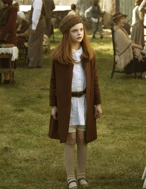 Elle Fanning in The Curious Case of Benjamin Button  2008 ...