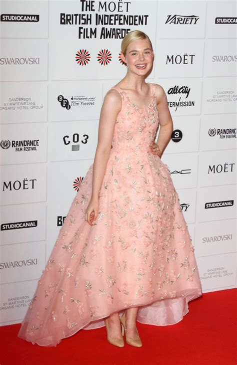 Elle Fanning: Wise and stylish beyond her 16 years