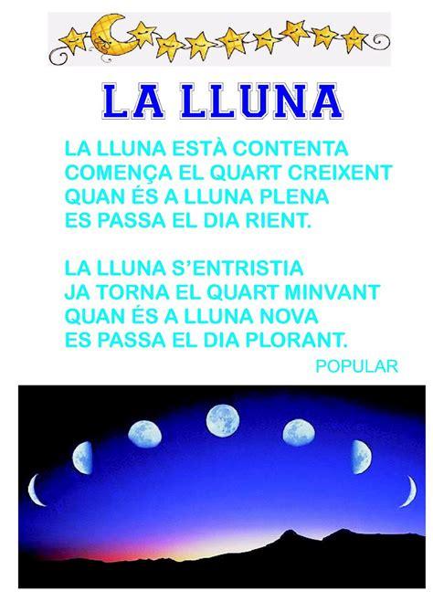 Els Petits Infants: Poemes | Lluna, Poesia a la luna, Poemas