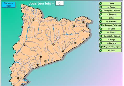 Els rius de Catalunya | Recurso educativo 37459   Tiching