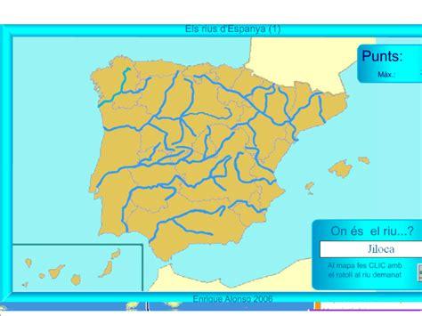 ELS RIUS D'ESPANYA   El blog de Cicle Superior