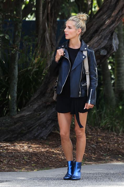 ELSA PATAKY on the Set of a Photoshoot in Byron Bay 04/09 ...