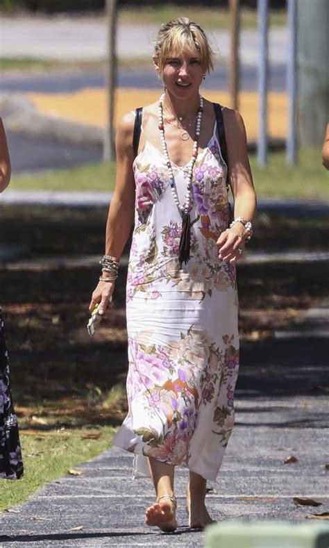 Elsa Pataky   Out in Byron Bay, Australia 3/4/ 2017