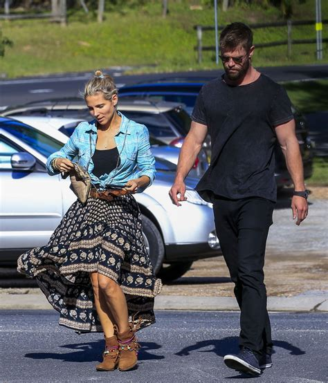 Elsa Pataky Urban Outfit   Out in Byron Bay, Australia 07 ...
