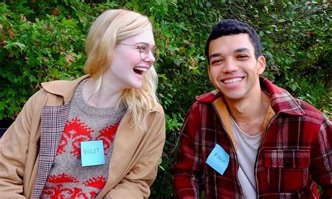 Elyria Shut Down for Filming of Elle Fanning s  All the ...