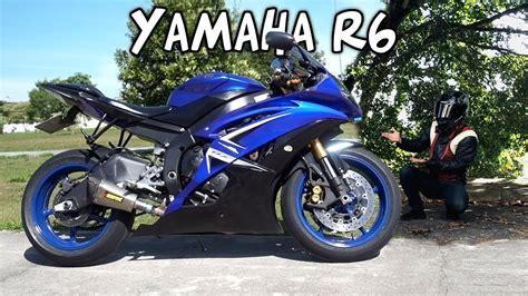 EM BUSCA DA MOTO PERFEITA R6   YouTube