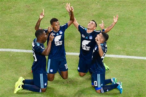 Emelec goleó 4 1 a Guayaquil City y jugará la final de la ...