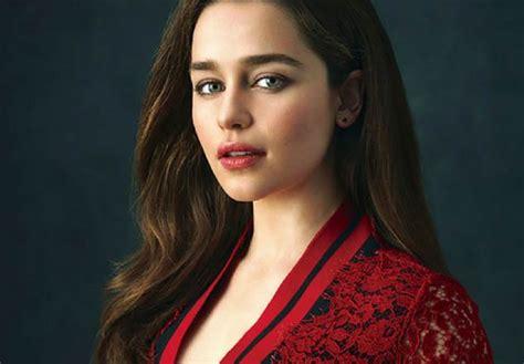 Emilia Clarke: 5 películas que tienes que ver de la ...