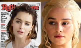 Emilia Clarke drops major Game Of Thrones spoiler | Daily ...