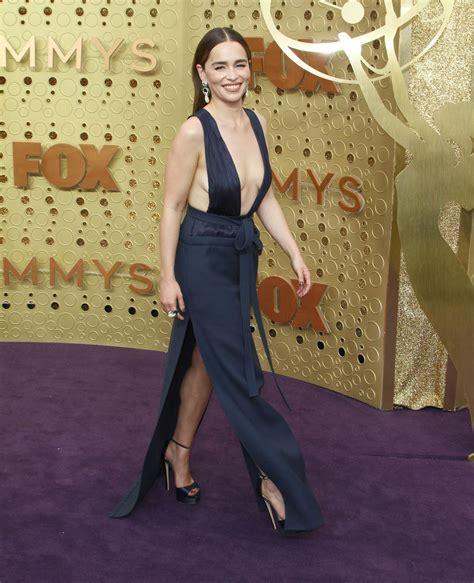 Emilia Clarke: Emmys Worst Outfit  Duana