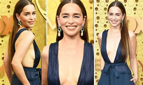 Emilia Clarke: Game of Thrones star teases assets in ...