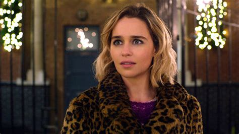 Emilia Clarke   Last Christmas  :  La Navidad es ...