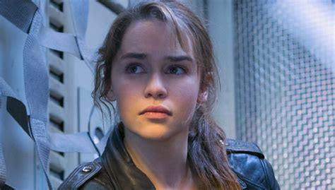 Emilia Clarke no hará más películas de 'Terminator ...