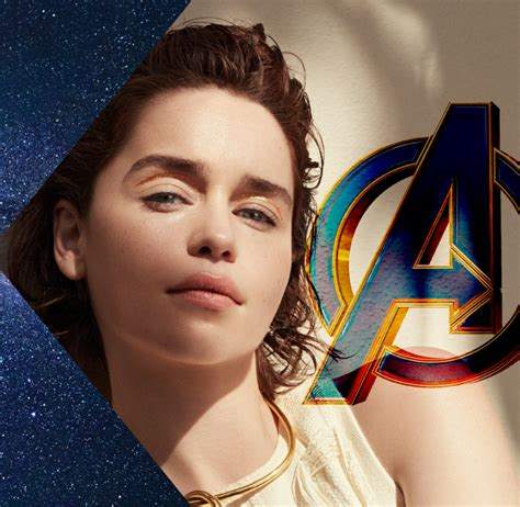 Emilia Clarke quiere unirse a los Avengers en las ...
