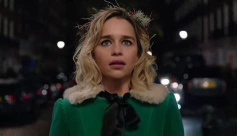 Emilia Clarke vuelve a la pantalla grande con  Last Christmas