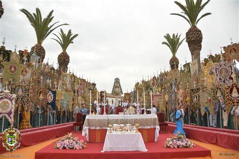 Emisión de la Misa de Pentecostés en el Rocío 2016 por ...