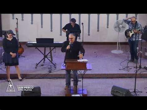 Emisión en directo de Iglesia Evangelica San Pablo Playas ...