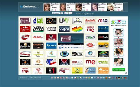 Emisora.org.es, las mejores radios online en España
