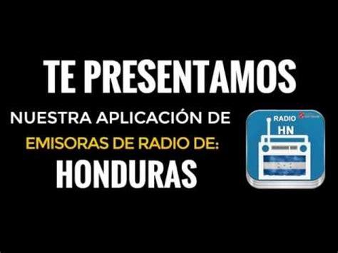 Emisoras de Honduras En Vivo   La Mejor App de Radio de ...