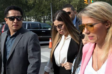 Emma Coronel hijas Chacpo Guzmán, María Joaquina y Emali ...