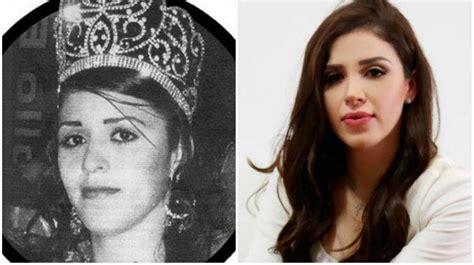 Emma Coronel, la reina del Chapo Guzmán al paso de los ...
