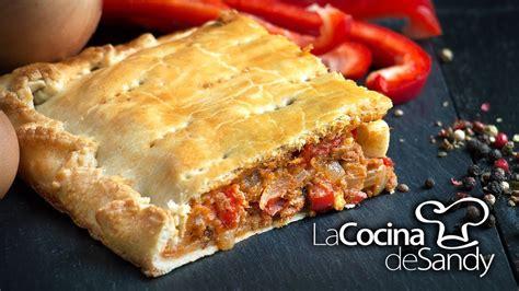 Empanada gallega cocina recetas de comidas faciles y ...