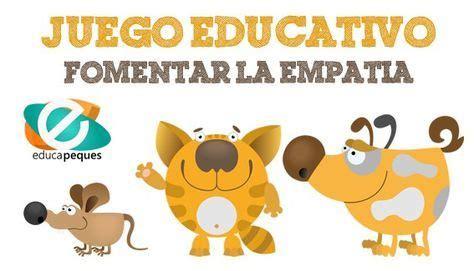 Empatía para niños Juego educativo | Juegos de habilidades ...
