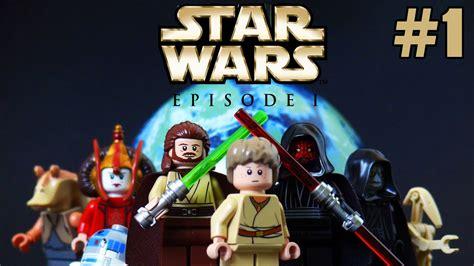 EMPIEZA LA SAGA!!  Lego Star Wars  #1   YouTube