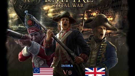 Empire Total War/EEUU Vs Inglaterra/Batalla por la ...