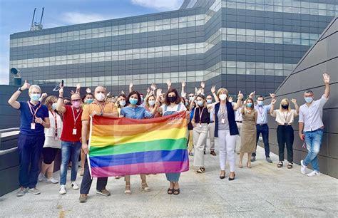 Empleados de Coca Cola Europacific Partners Iberia izan la ...
